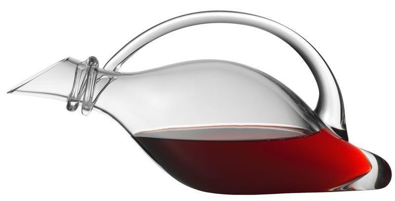 Decanter para decantar vinho