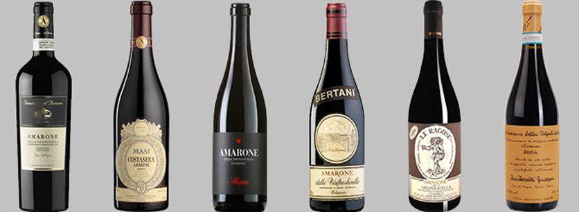 Amarone, um vinho que nasceu por conta de um erro!
