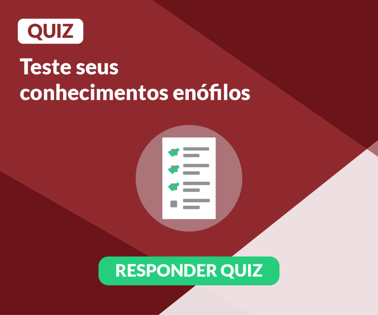 Quiz: teste seus conhecimentos enófilos